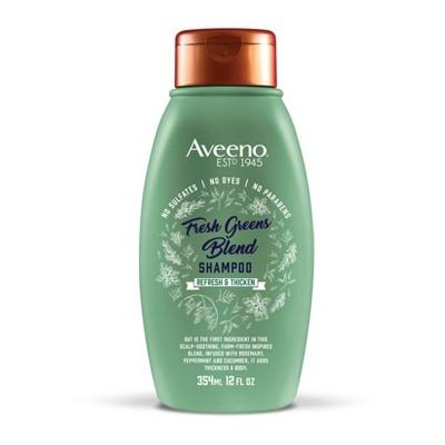 Aveeno Scalp Soothing Fresh Greens Blend Shampoo - 12 fl oz
