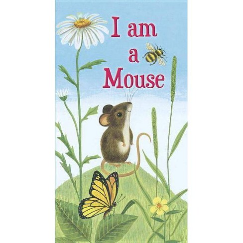 I Am a Mouse - (Golden Sturdy Book) by  Ole Risom (Board_book) - image 1 of 1