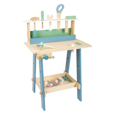 Small Foot Wooden Toys Premium Nordic Workbench