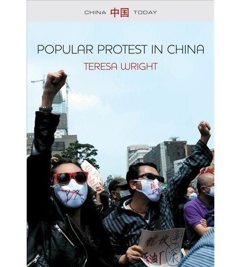 Popular Protest in China -  (China Today) by Teresa Wright (Paperback) - image 1 of 1