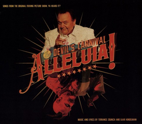 Various - Alleluia:Devil's carnival (Ost) (CD) - image 1 of 1