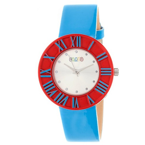 Women's Crayo Prestige Watch with Polyurethane Strap - image 1 of 3