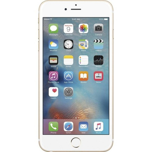Apple iPhone 6s Plus Pre-Owned (GSM Unlocked) 64GB Smartphone - image 1 of 4
