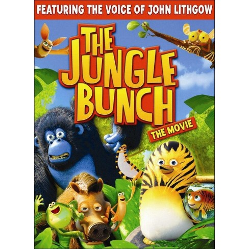 The Jungle Bunch: The Movie (dvd_video) - image 1 of 1