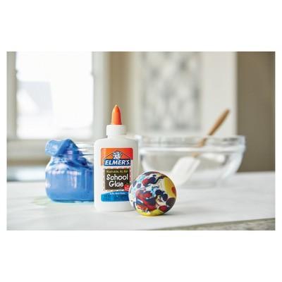 Elmer's Washable School Glue - 4oz, White