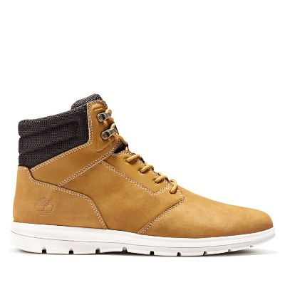 Timberland Men's Graydon Leather Chukka Boots