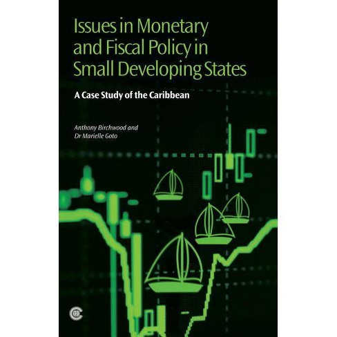 Issues in Monetary and Fiscal Policy in Small Developing States - by  Anthony Birchwood & Marielle Goto - image 1 of 1