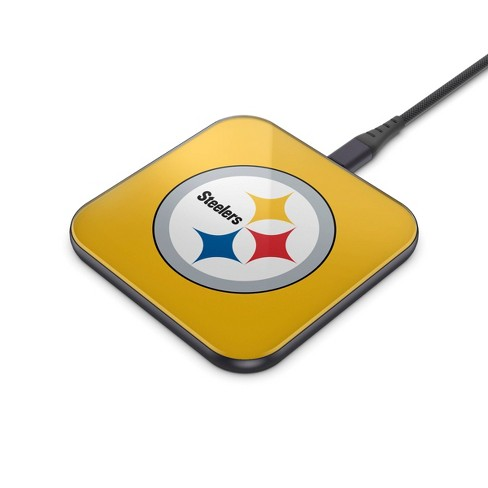 NFL Pittsburgh Steelers Wireless Charging Pad - image 1 of 3