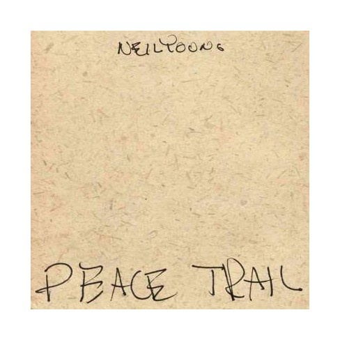 Neil Young - Peace Trail (CD) - image 1 of 1