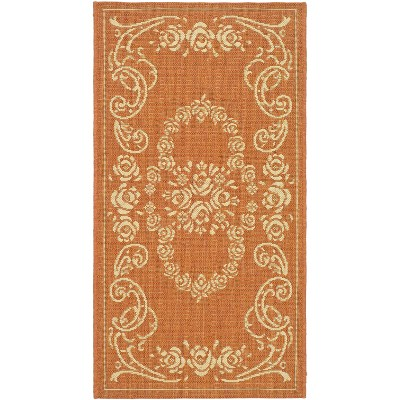 Courtyard CY1893 Power Loomed Indoor/Outdoor Rug  - Safavieh