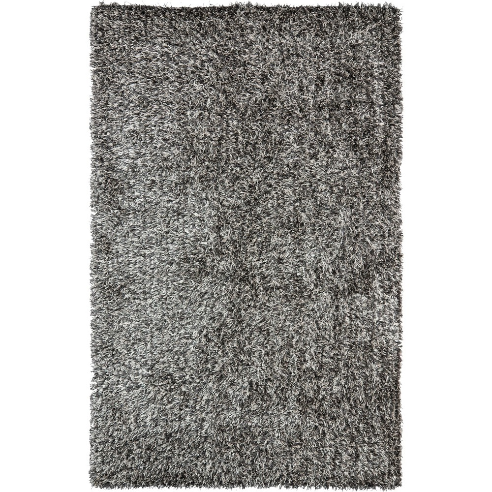 10'X14' Solid Tufted Area Rug Platinum/Ivory (White/Ivory) - Safavieh