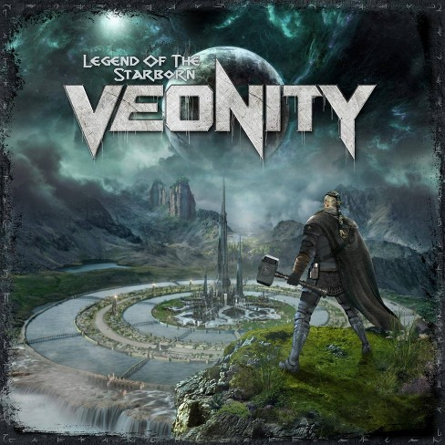 Veonity - Legend Of The Starborn (CD) - image 1 of 1