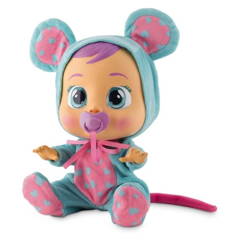 Cry Babies Lala Interactive Doll - image 1 of 4