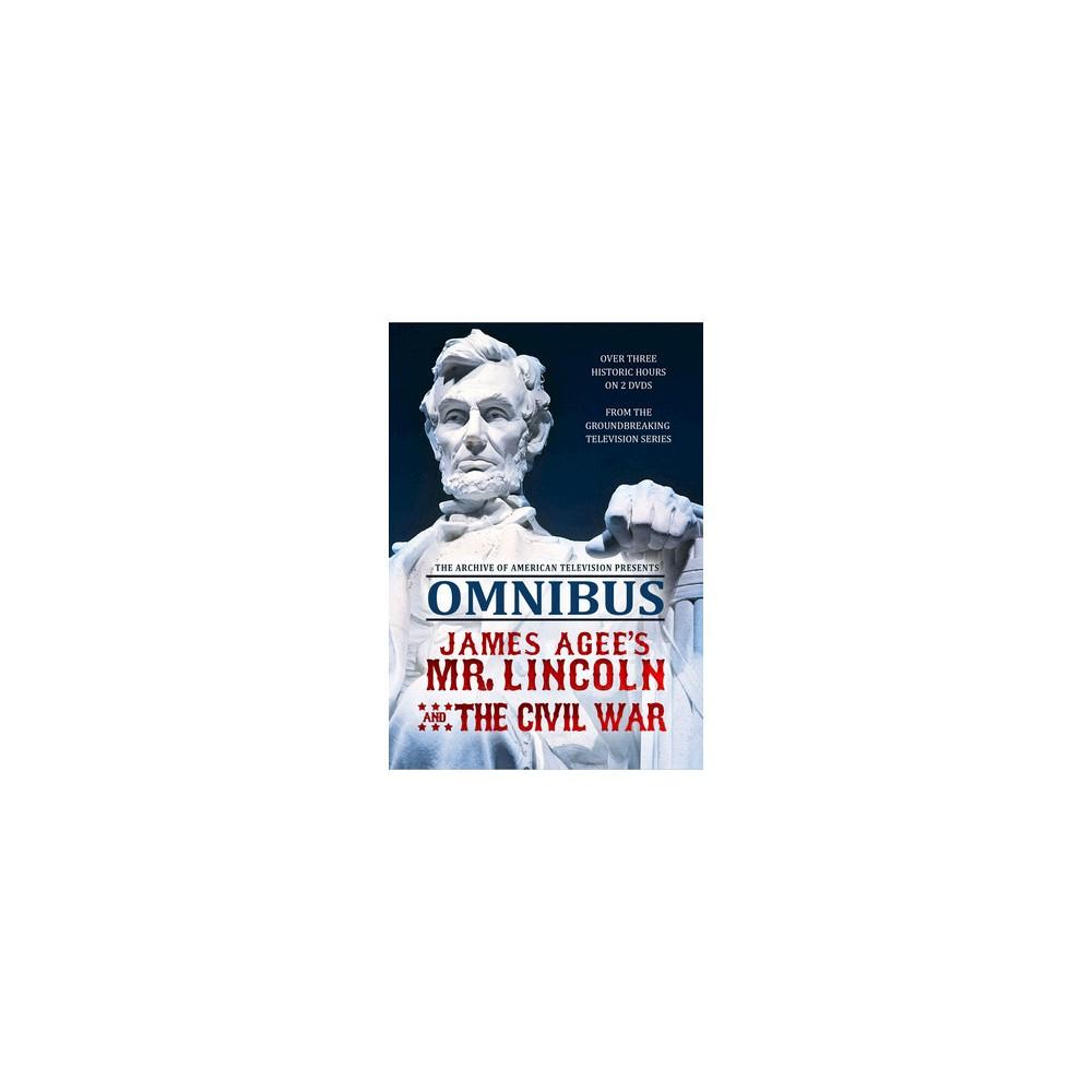 Omnibus:Mr. lincoln and the civil war (Dvd)