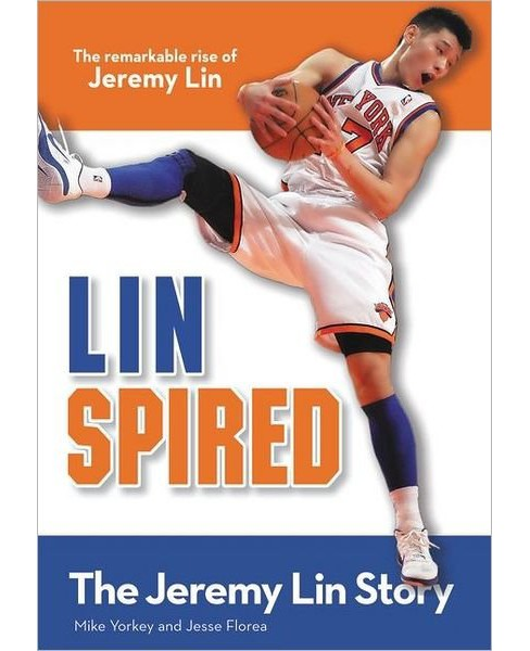 Linspired, Kids Edition: The Jeremy Lin Story by Zondervan (Paperback) by Mike Yorkey - image 1 of 1