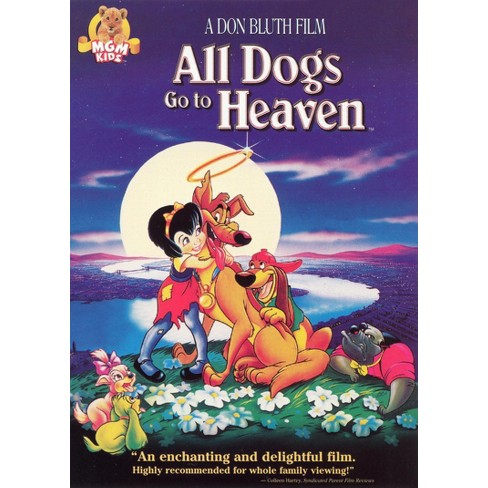 all dogs go to heaven p s target