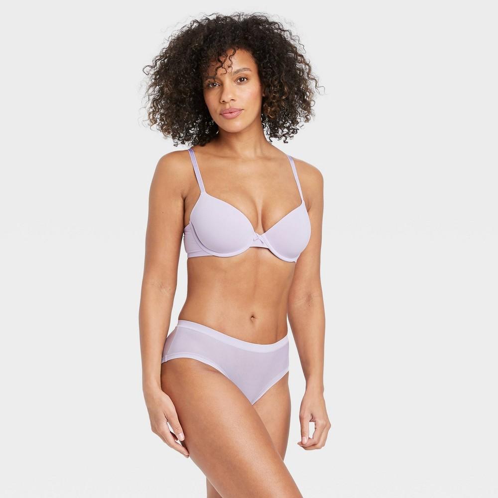 Women 39 S 4 Way Stretch Hipster Underwear Auden 8482 Violet S