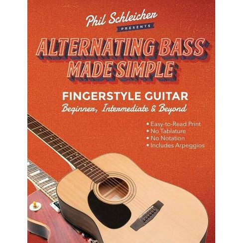 Alternating Bass Made Simple - by  Phil Schleicher (Paperback) - image 1 of 1