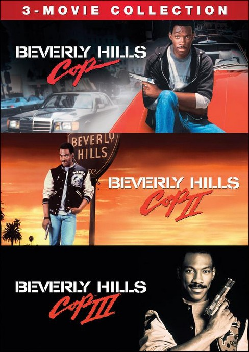 Dvd Beverly Hills Cop 3 Movie Collection Dvd
