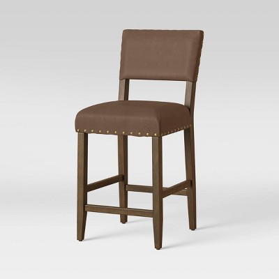 "Open Back 24"" Counter Height Barstool - Threshold™"