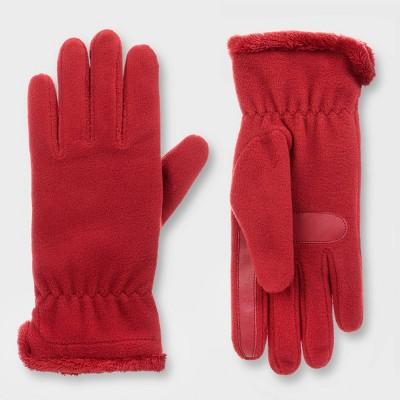 Isotoner Women's Recycled Fleece Gloves