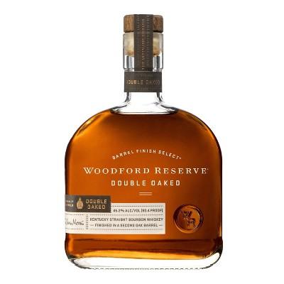 Woodford Reserve Double Oaked Kentucky Straight Bourbon Whiskey - 750ml Bottle