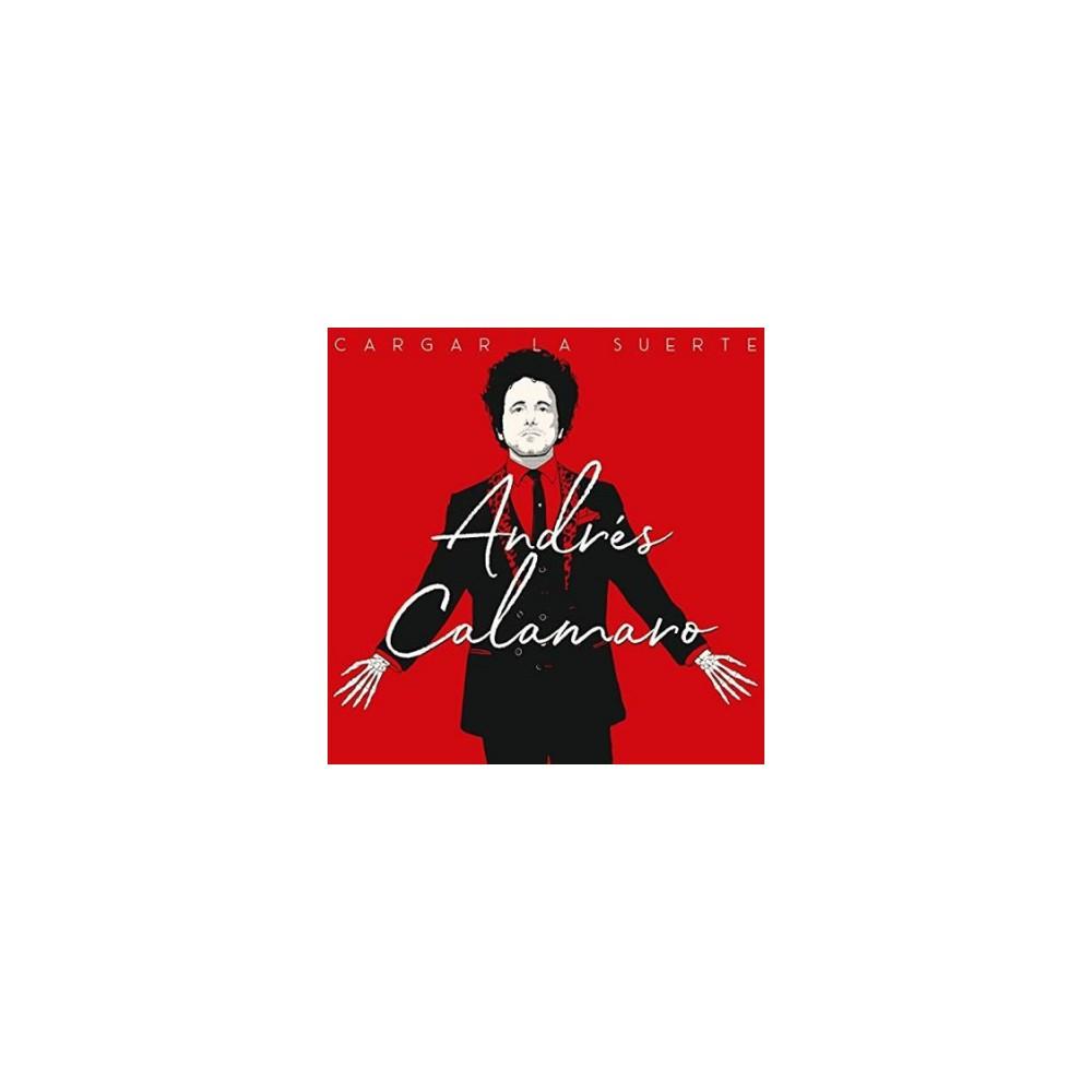 Andres Calamaro - Cargar La Suerte (CD)