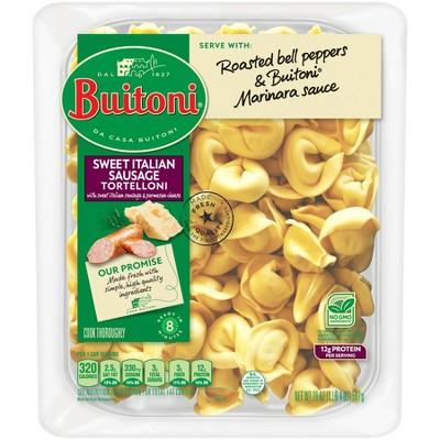 Buitoni All Natural Sweet Italian Sausage Tortelloni Stuffed Pasta - 20oz