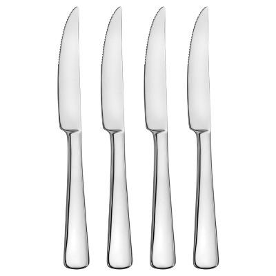 Oneida Steak Knife Set 4-pc. Stainless Steel