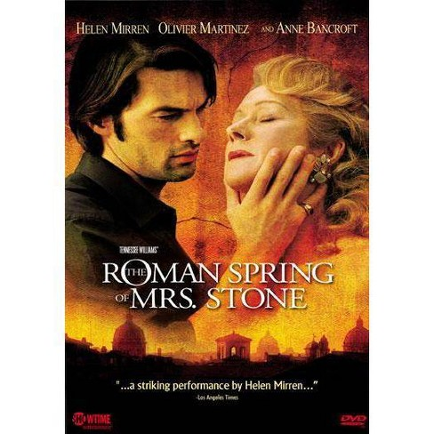 Flot Tennessee Williams' The Roman Spring Of Mrs. Stone (DVD) : Target WP-94