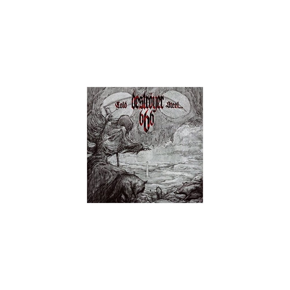 Destroyer 666 - Cold Steel For An Iron Age (Vinyl)