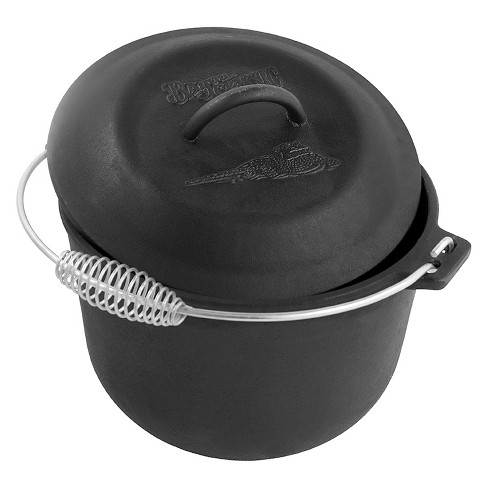 Bayou Classic Cast Iron 6qt Cast Iron Soup Pot - image 1 of 1