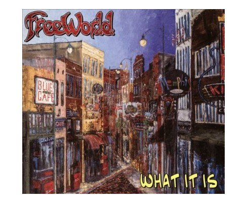 Freeworld - What It Is (CD) - image 1 of 1