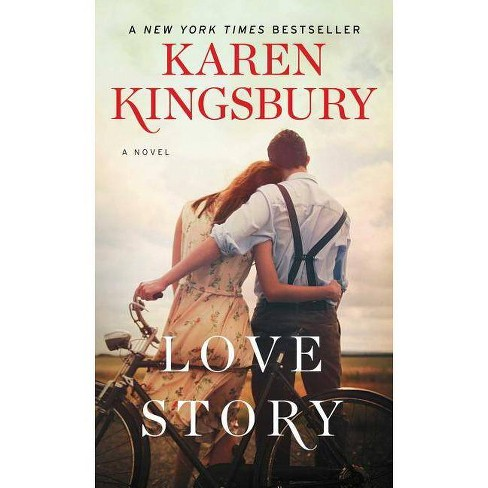 Love Story - (Baxter Family) by  Karen Kingsbury (Paperback) - image 1 of 1