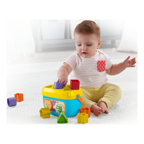 Fisher Price Baby S First Blocks Target