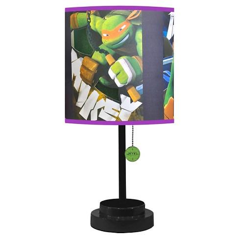 Teenage Mutant Ninja Turtles Table Lamp - image 1 of 2