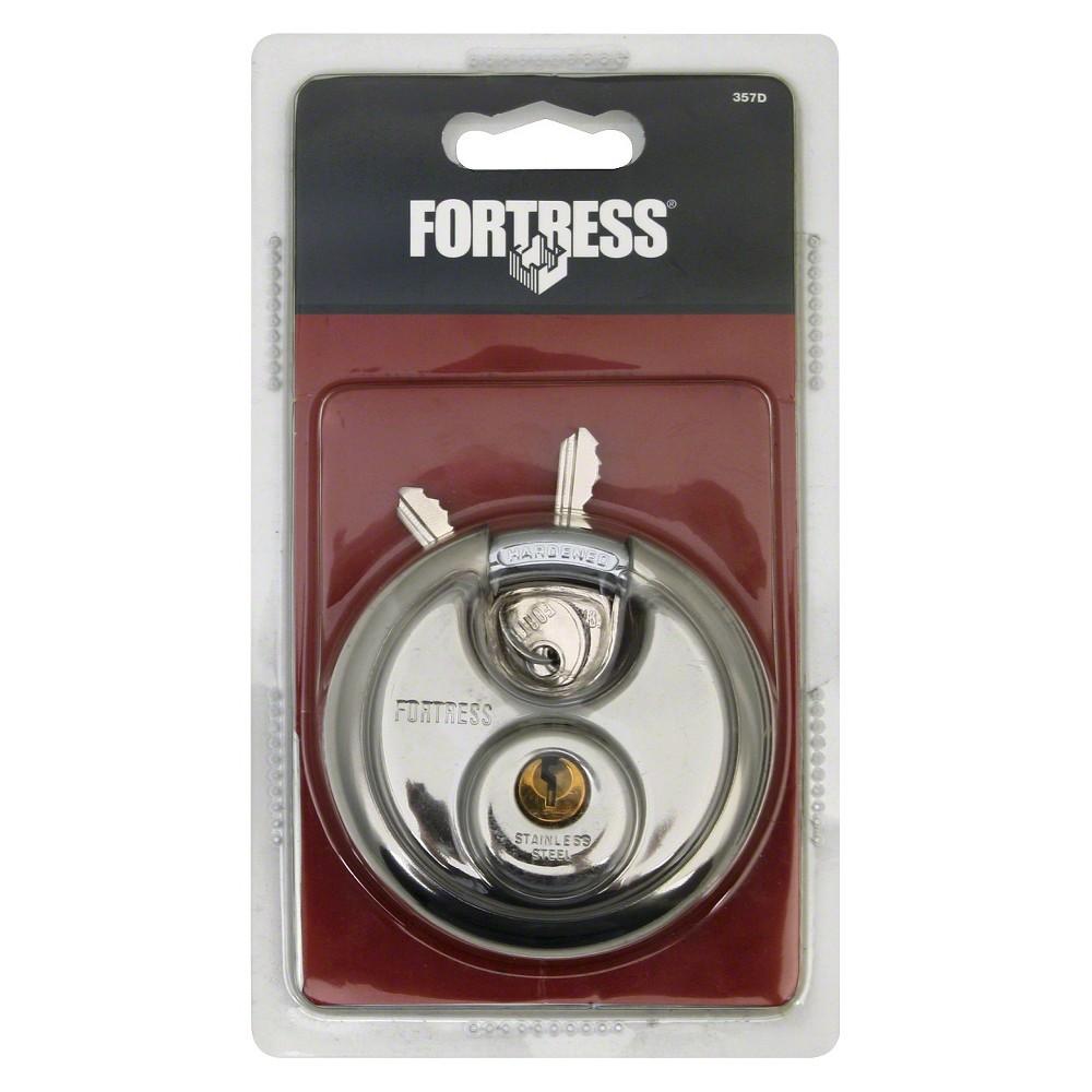 Master Lock Fortress Door Lock, Silver
