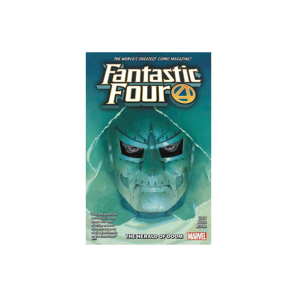 Fantastic Four By Dan Slott Vol 3 Paperback
