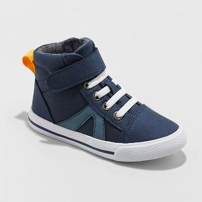 Toddler Boys' Louis Sneakers - Cat & Jack™ Navy 5