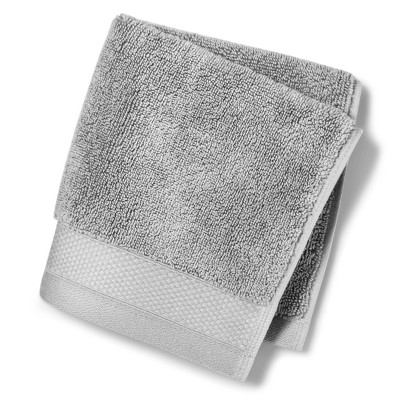 Reserve Solid Washcloth Cashmere Gray - Fieldcrest®