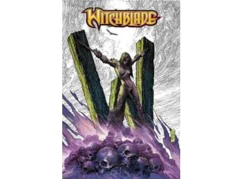 Art of Witchblade (Anniversary) (Hardcover) - image 1 of 1