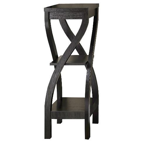 End Table - Black - EveryRoom - image 1 of 2