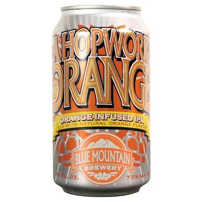 Blue Mountain Hopwork Orange IPA Beer - 6pk/12 fl oz Bottles
