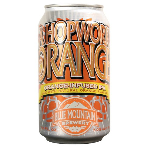 Blue Mountain® Hopwork Orange - 6pk / 12oz Bottles - image 1 of 1