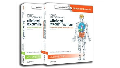 Talley & O'Connor's Clinical Examination (Paperback) (Nicholas J. Talley & Simon O'Connor) - image 1 of 1