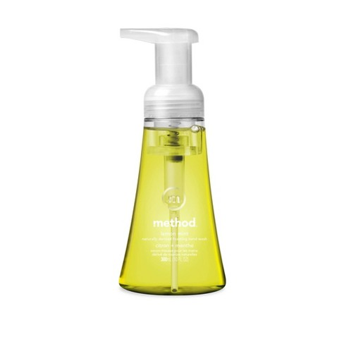 Method Foaming Hand Soap Lemon Mint - 10 fl oz - image 1 of 3