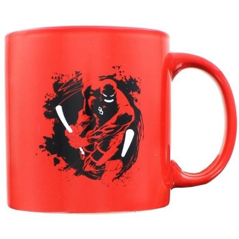 Nerd Block Marvel's Daredevil Red 20oz Mug - image 1 of 2