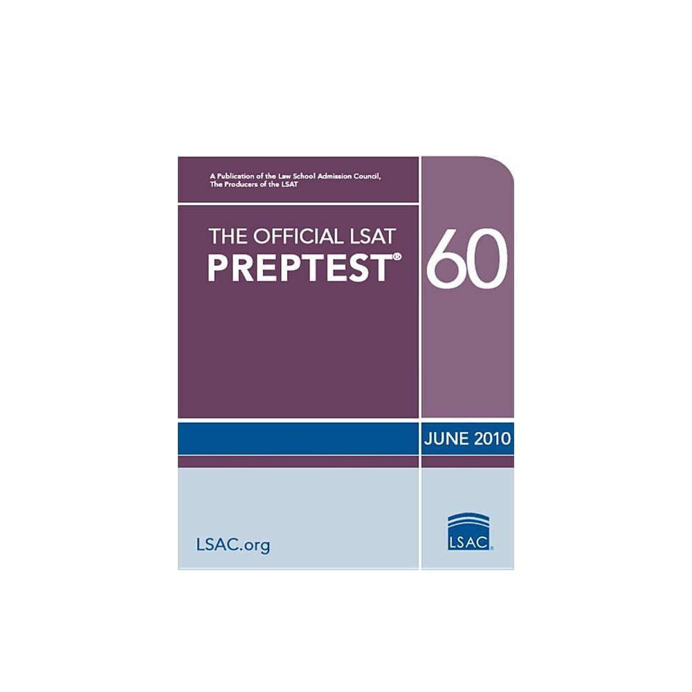 The Official LSAT Preptest 60 - (Official LSAT PrepTest) (Paperback)