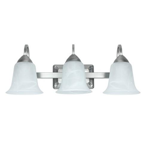 "Feit 73802 3 Light 22"" Wide Integrated LED Bathroom Vanity Light - image 1 of 1"