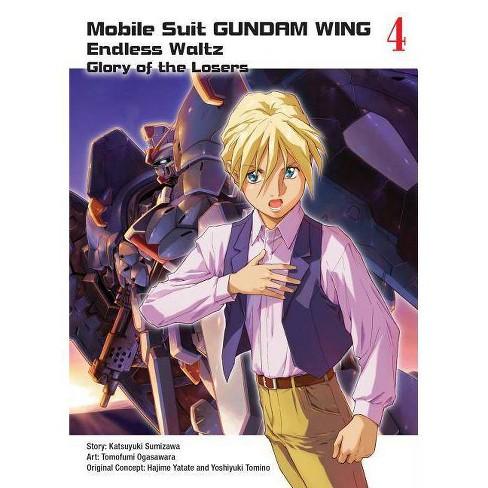 Mobile Suit Gundam Wing, 4 - by  Tomofumi Ogasawara (Paperback) - image 1 of 1